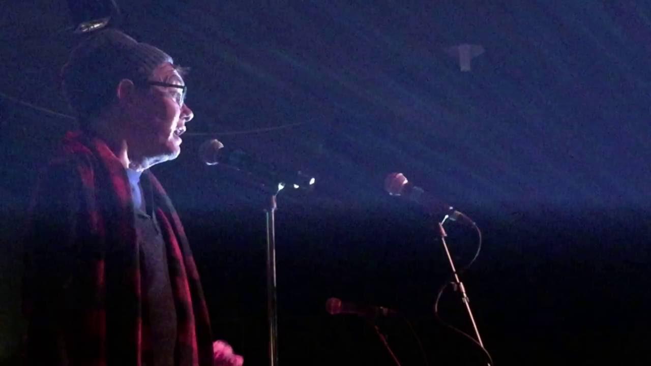 Kevin Kling Recites a poem for Sarah Bowman