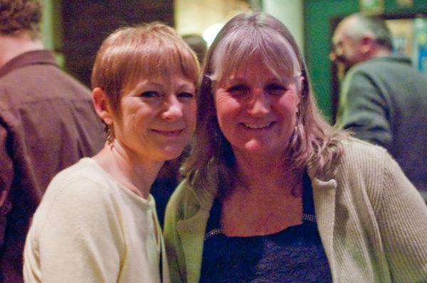 Laura MacKenzie & Sarah Bowman