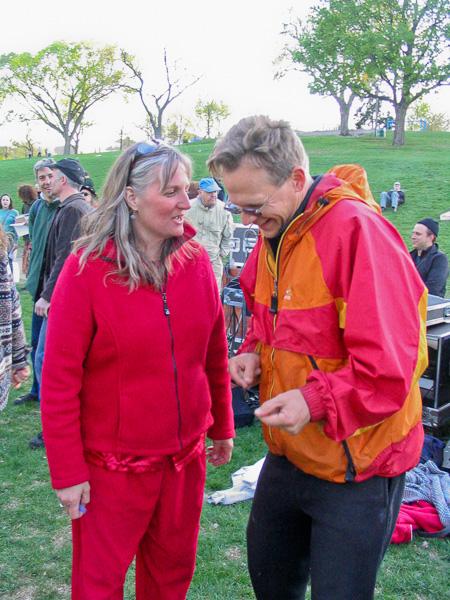 Sarah Bowman & Tim Norkus-Crampton