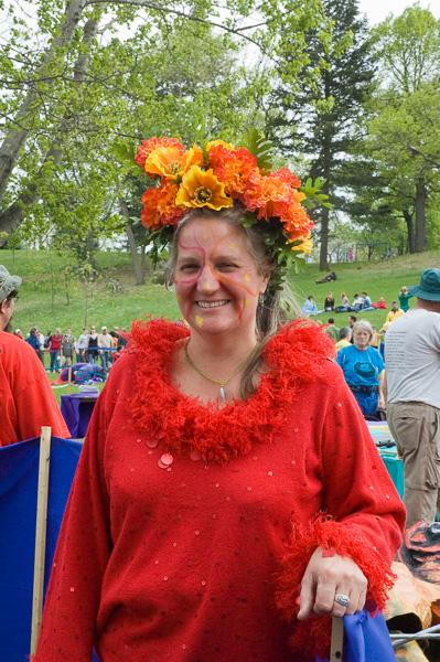 Sarah Bowman, MayDay 2007