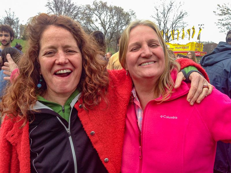 Xena Huff & Sarah Bowman