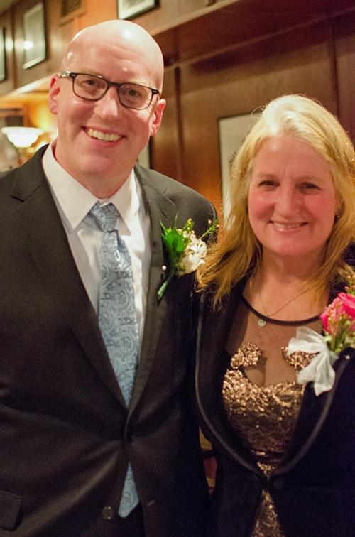 Paul Lieske & Sarah Bowman